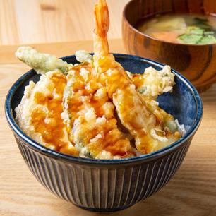 冷凍天ぷら