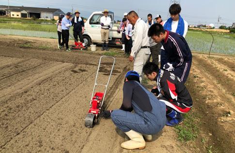 農業体験(鎌田ファーム×三木食品工業×フルックス)