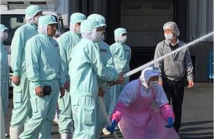 消防訓練・奈良馬司工場