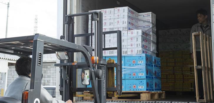 香港向けの輸出を開始